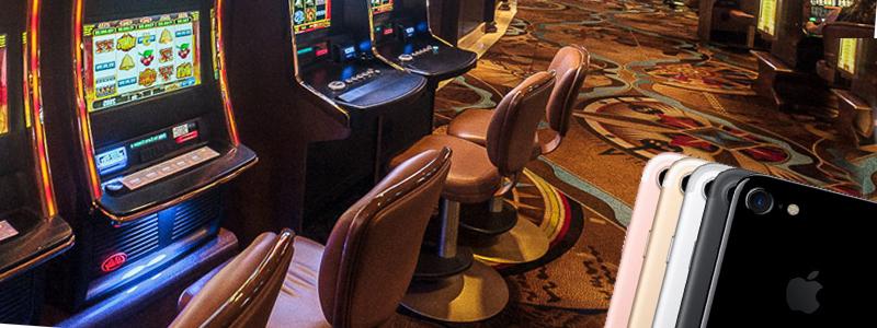 Gambling & Apple