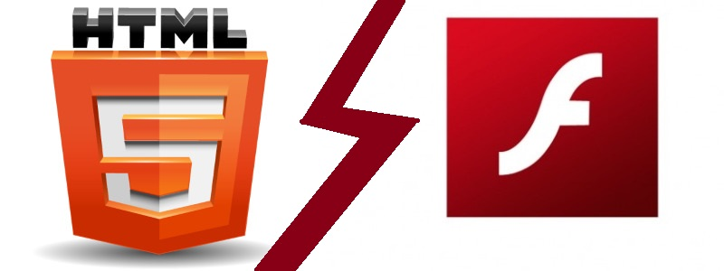Adobe vs HTML5